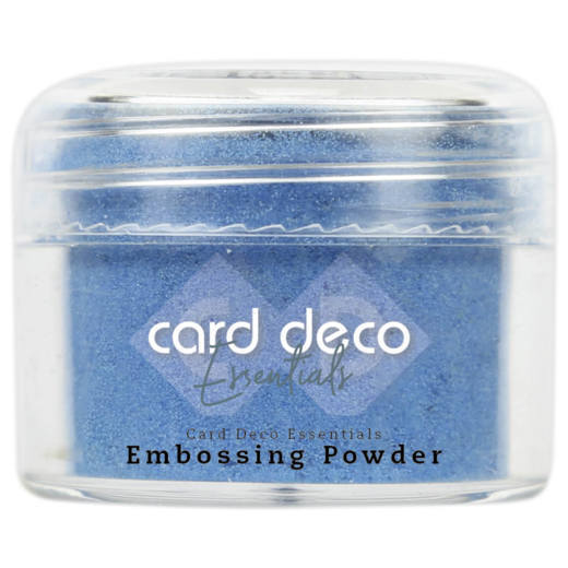 Card Deco Essentials - Embossing Powder Blue 30 Gr