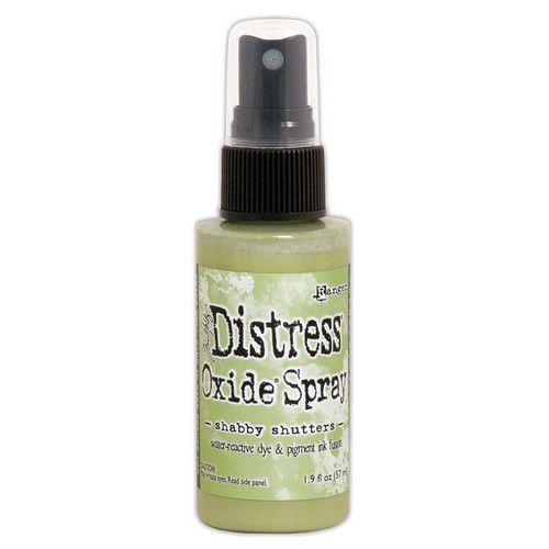 Ranger Distress Oxide Spray - Shabby Shutters TSO67870 Tim Holtz (11-19)