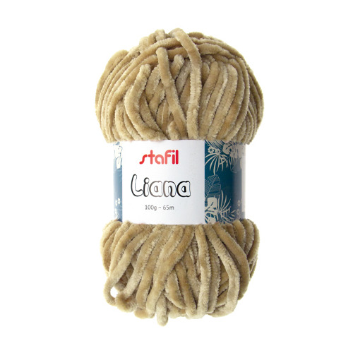 Liana Yarn, Light Brown