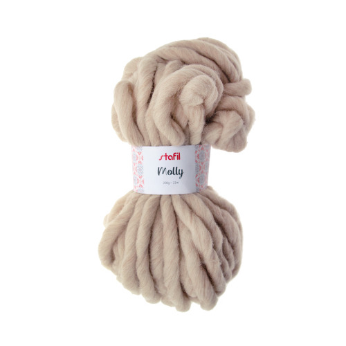 Molly Yarn, Ecru