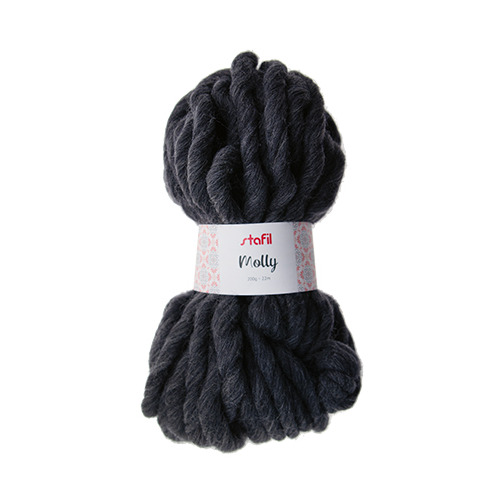 Molly Yarn, Dark Grey