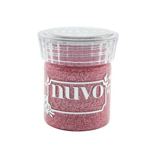 Nuvo glimmer paste - strawberry glaze 1541N (11-19)