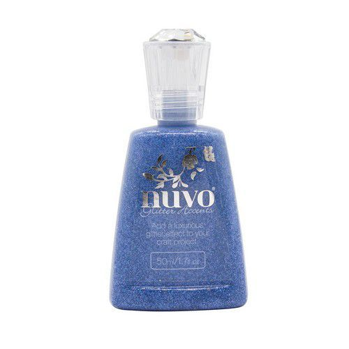 Nuvo Glitter accents - ballroom blue 938N (11-19)