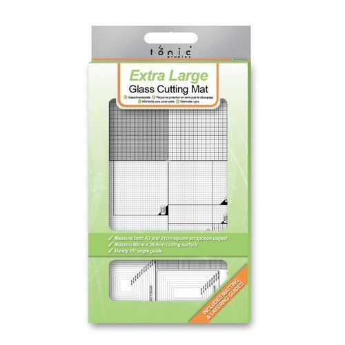 Tonic Studios Tools - Glass cutting mat (60,0x36,5cm) 352E