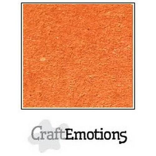CraftEmotions karton kraft gravel rood 10 vel 27x13,5cm  220GR