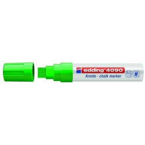 edding-4090 kalk marker / window marker groen 5ST 4-15 mm / 4-4090004