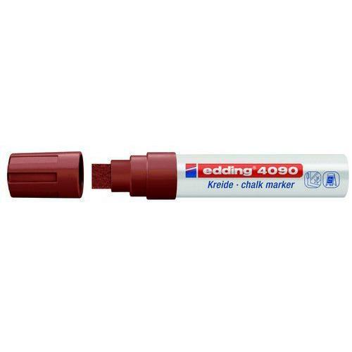 edding-4090 kalk marker / window marker bruin 5ST 4-15 mm / 4-4090007
