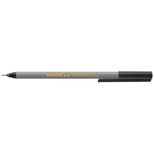 edding-55 fineliner zwart  1ST 0,3 mm /  4-55001