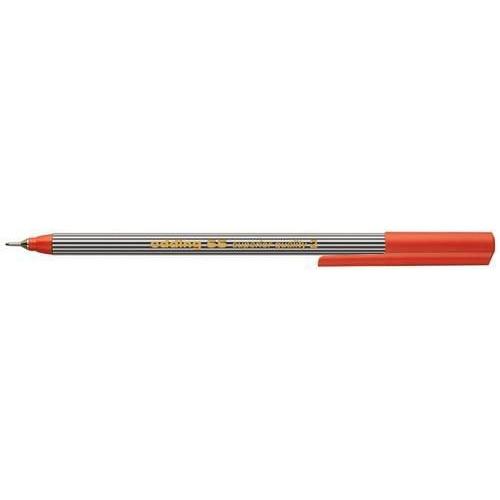 edding-55 fineliner rood  1ST 0,3 mm /  4-55002