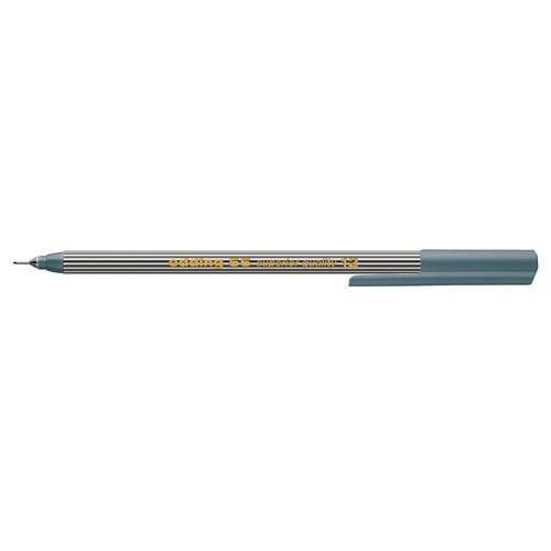 edding-55 fineliner grijs  1ST 0,3 mm /  4-55012