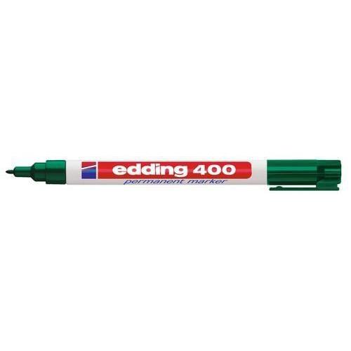 edding-400 permanent marker groen  1ST 1 mm /  4-400004