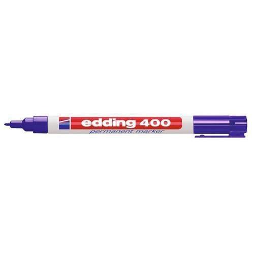 edding-400 permanent marker violet  1ST 1 mm /  4-400008
