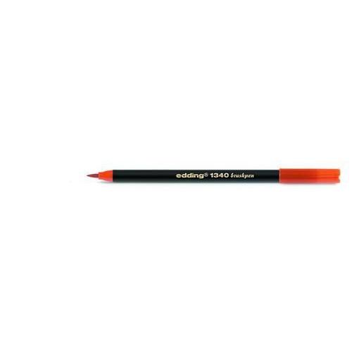 edding-1340 brushpen tangerine 4-1340084