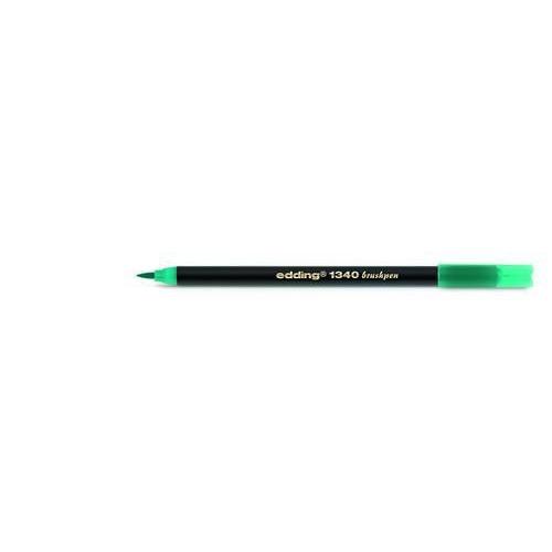 edding-1340 brushpen turquoise 4-1340014