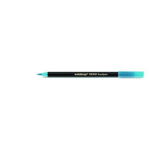 edding-1340 brushpen azuredding-blauw 4-1340085