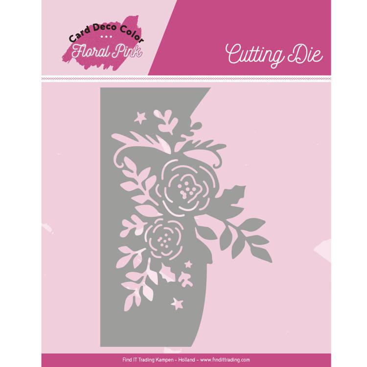 Dies - Yvonne Creations - Floral Pink - Floral Pink Roses