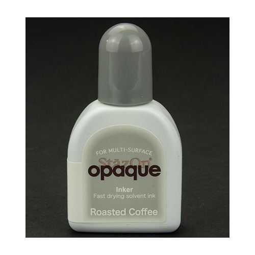 Opaque Roasted Coffee