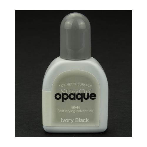 Opaque  Ivory Black