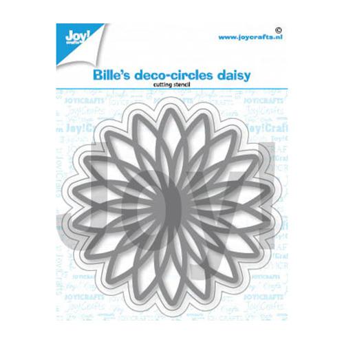 Bille  Deco- Circles Daisy