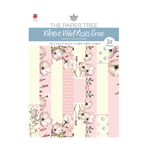 Where Wild Roses Grow Insert Collection