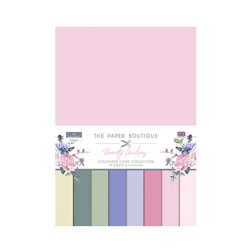 Serenity Gardens Colour Card Collection