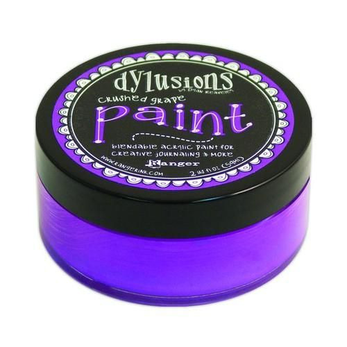 Ranger Dylusions Paint 59 ml - crushed grape DYP45960