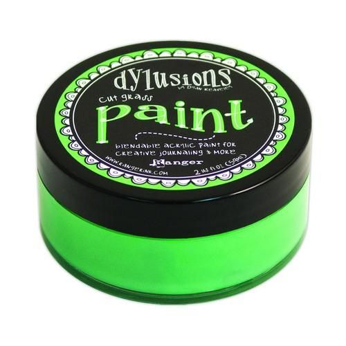 Ranger Dylusions Paint 59 ml - cut grass DYP45977