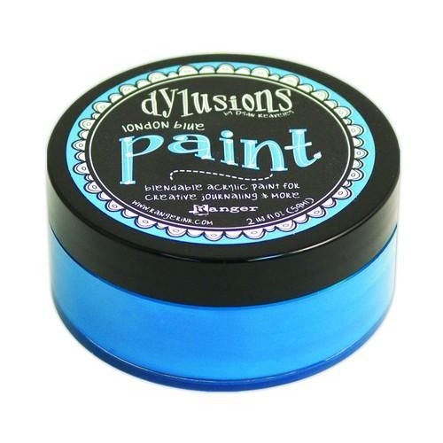 Ranger Dylusions Paint 59 ml - london blue DYP46004