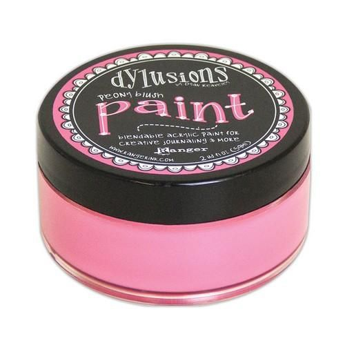 Ranger Dylusions Paint 59 ml - peony blush DYP60192
