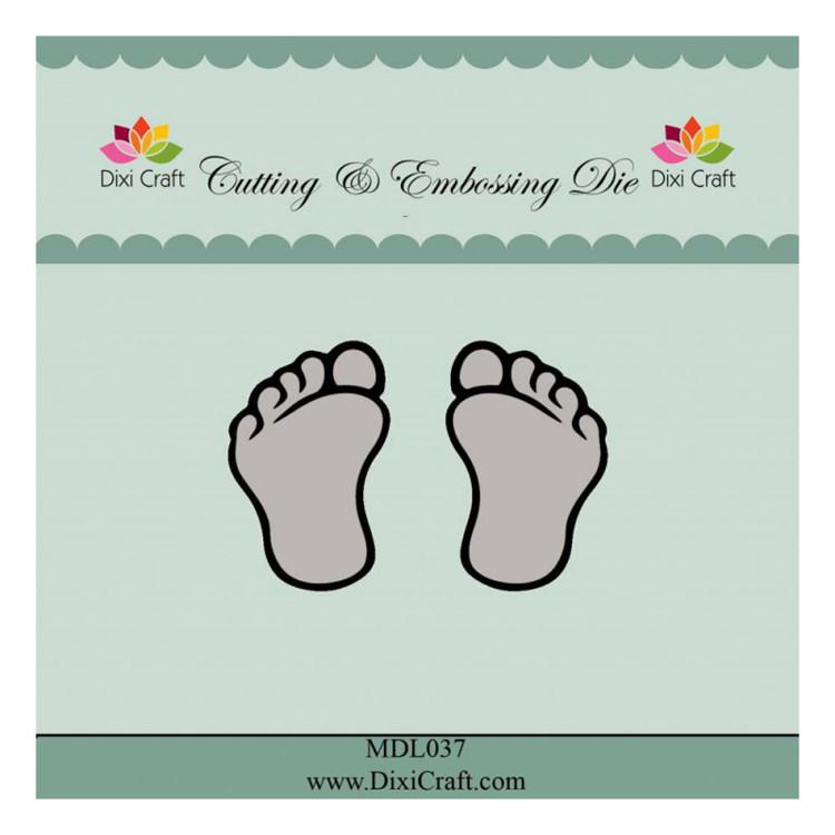 Dixi die baby feet