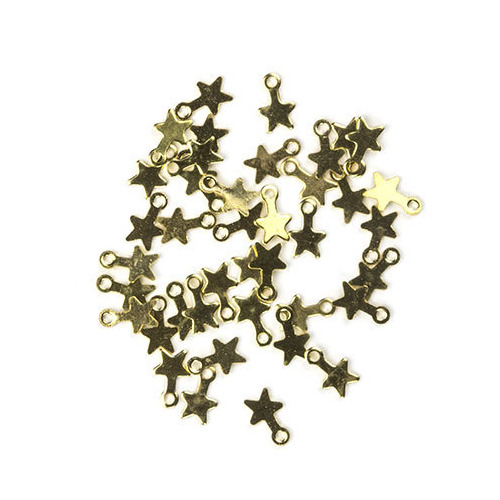 Chain, Star, Gold