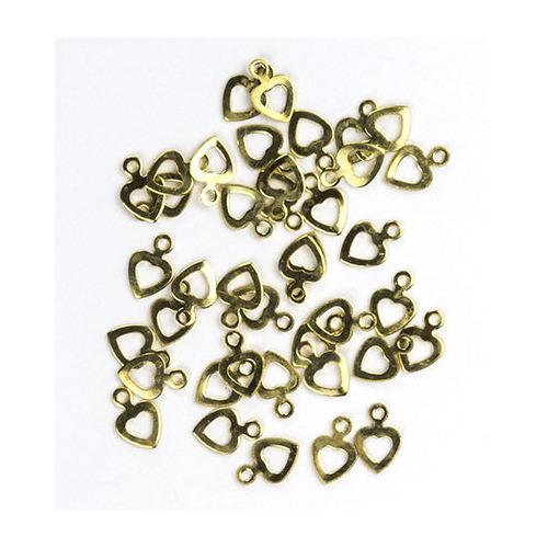 Chain, Heart, Gold