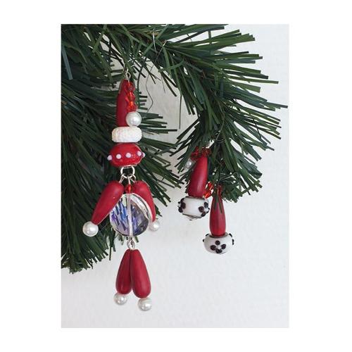 Kerstman + 2 Kerstmutsen