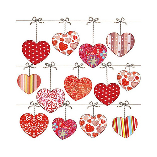 Hearts On Wire