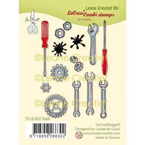 LeCrea - clear stamp combi Gereedschap 55.6302 (01-20)