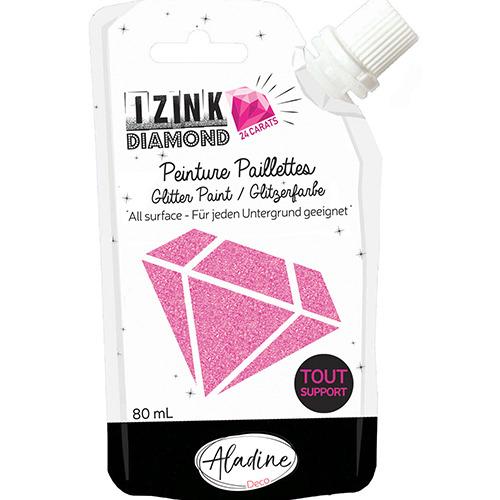 IZINK DIAMOND 24 CARATS PINK