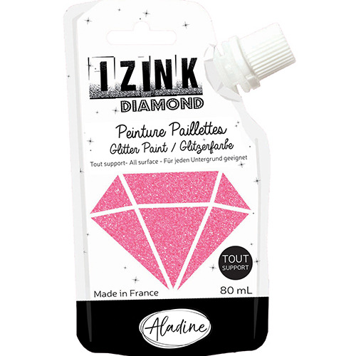 IZINK DIAMOND ROSE PÊCHE 80 ML