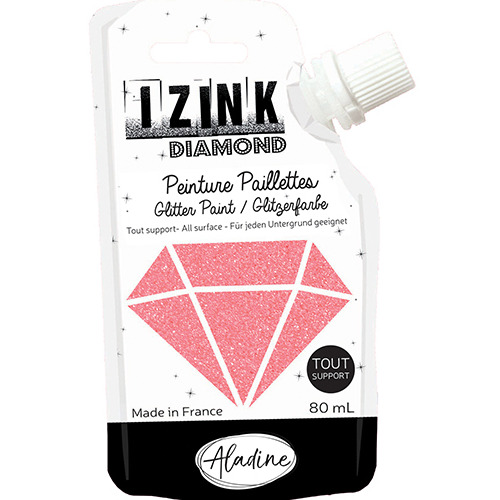 IZINK DIAMOND CORAIL 80 ML