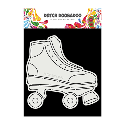 Card Art Rollerskates