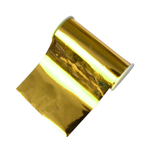Metalleffekt-Folie Gold