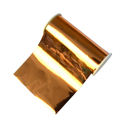 Metalleffekt-Folie Kupfer