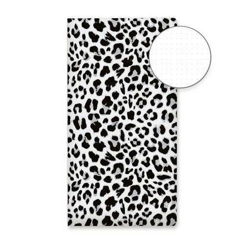 Piatek13 - Dot journal 05 Grey spots P13-DOT-05 (11-19)
