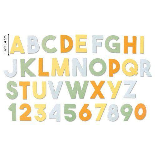 Sizzix Bigz XL Die - Chunky Alphabet 664385 Emily Tootle (01-20)