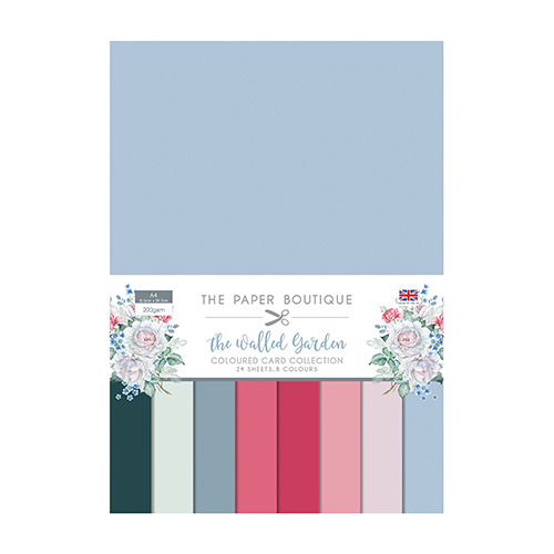 The Walled Garden Colour Card Collection