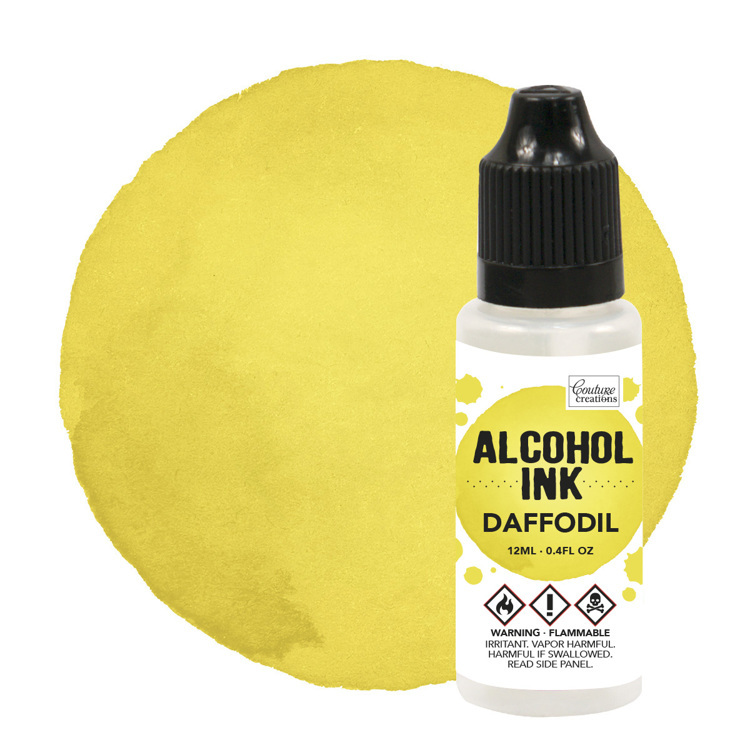 Alcohol Ink Lemonade / Daffodil (12mL   0.4fl oz)