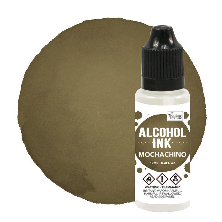 Alcohol Ink Espresso / Mochachino (12mL   0.4fl oz)