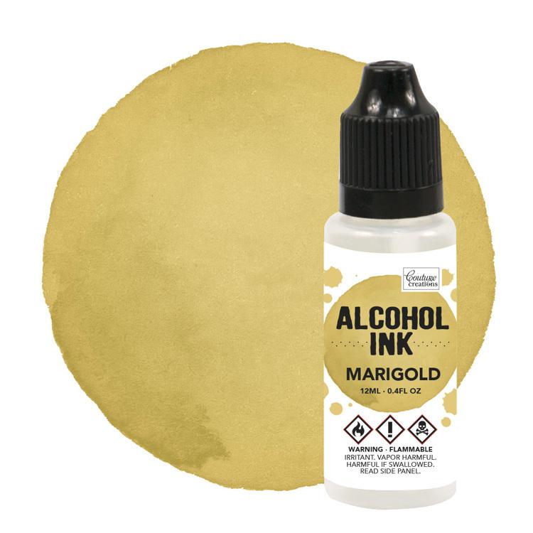 Alcohol Ink Dandelion / Marigold (12mL   0.4fl oz)