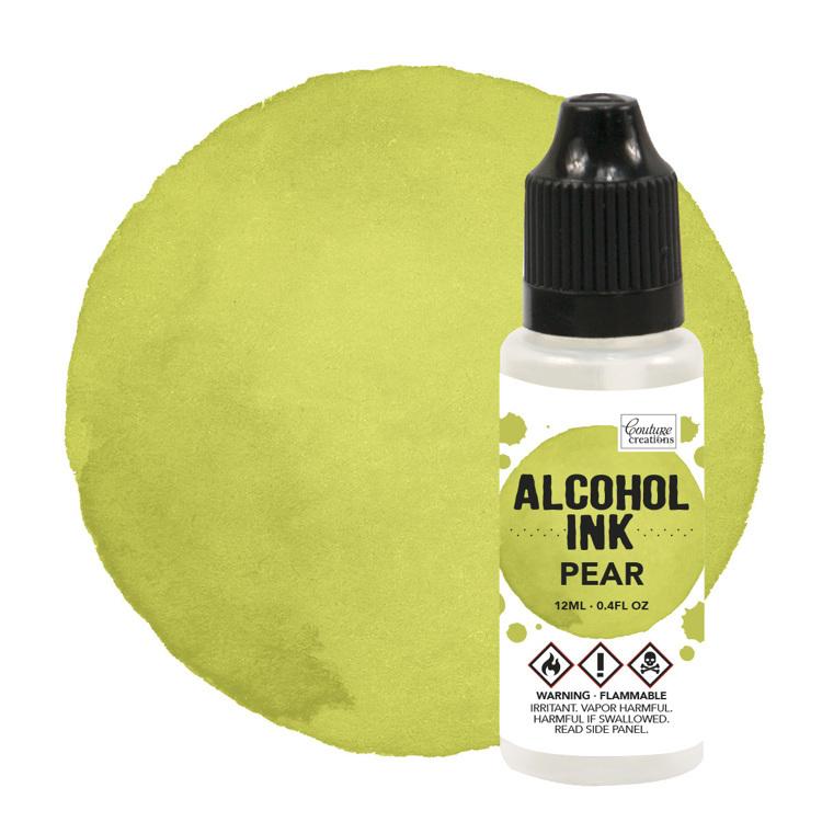 Alcohol Ink Citrus / Pear (12mL   0.4fl oz)