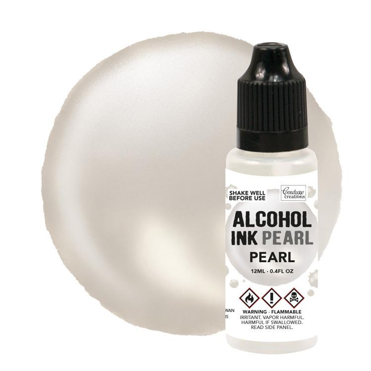 Pearl / Pearl Pearl Alcohol Ink (12mL | 0.4fl oz)