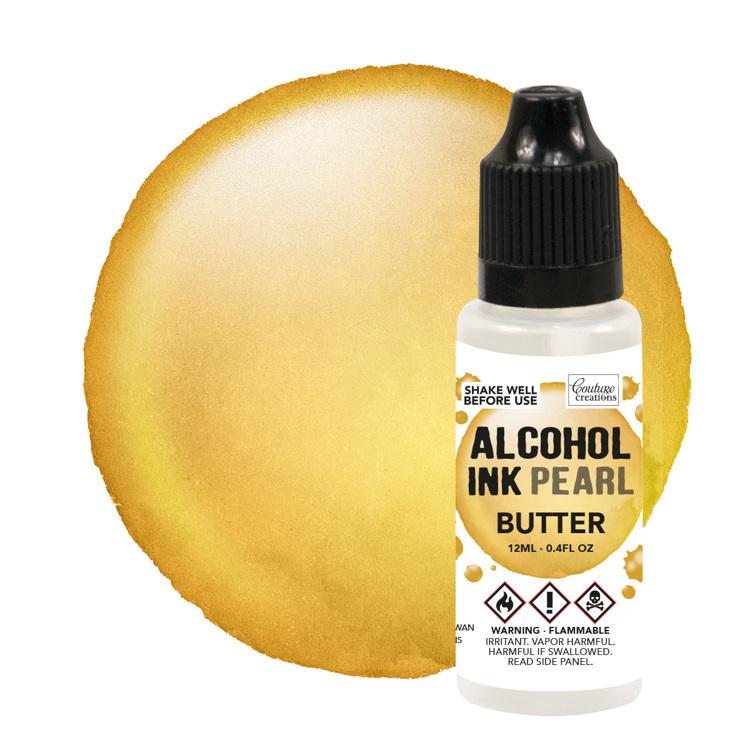 Splendour / Butter Pearl Alcohol Ink (12mL | 0.4fl oz)